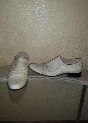 Брендовые, стильные, красивые и элегантные мужские туфли