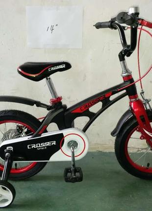 "Детский велосипед Crosser Space 14"""