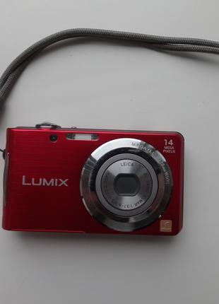Фотоаппарат Panasonic LUMIX DMC-FS16
