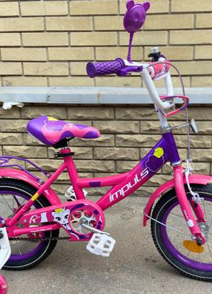 Детский велосипед Impuls 14, 16, 18, 20 дюймов