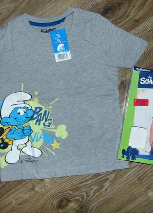 Детская футболка для мальчика lupilu