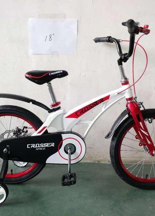 "Детский велосипед Crosser Space 16"""