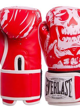Перчатки боксерские ELAST SKULL