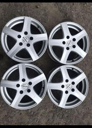 Диски R15, 5*112, et45, 6.5J, dia57.1, VW.