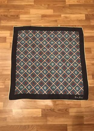 Платок винтажный nina ricci