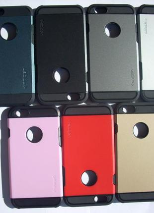 Чехол iPhone 4/4S/5/5S/SE/6/6S/6+/6S+. Новый. Противоударный.