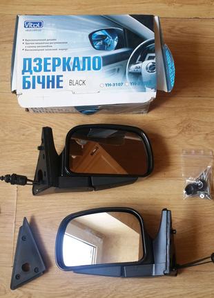 Бічне зеркало ВАЗ 2107