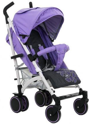 Коляска BabyHit Rainbow D200 Violet Grey (30 197)