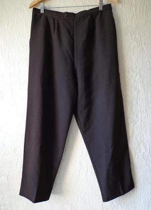 Штани, брюки, большой размер 46 (54)