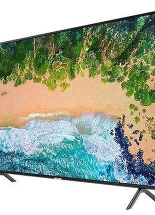 Продам Smart TV Full 4K Samsung 43 дюймов с кронштейном на 360°