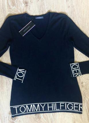 Новый женский свитер tommy hilfiger.