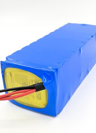 Li-Ion аккумулятор для электровелосипеда 36В емкостью 13,6 Ач
