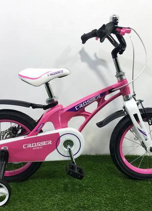 "Детский велосипед Crosser Space18"""