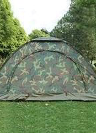 Палатка 8 мест (не автомат) 230*300см