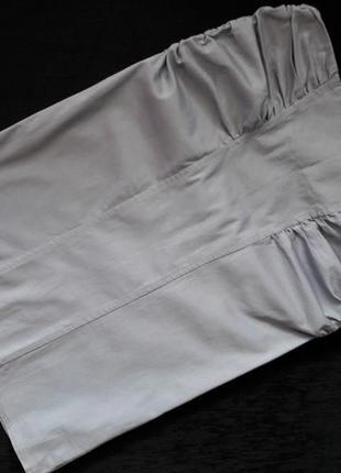 Супер юбочка из плотного коттона