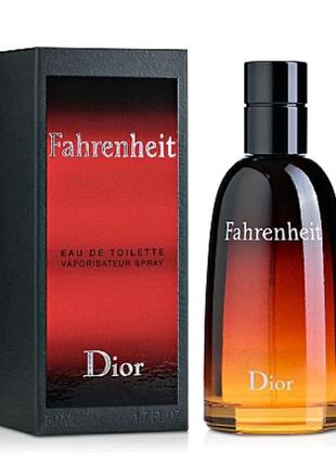 Dior Fahrenheit 5ml