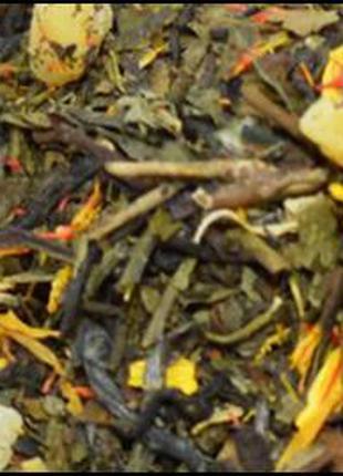 """Чай зеленый и белый """"8 сокровищ Шаолиня"""",цена 60грн/100"""
