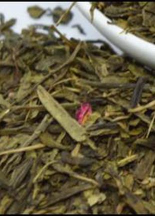 Чай зеленый Сакура, цена 50грн/100грамм