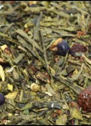 Чай зеленый Силует