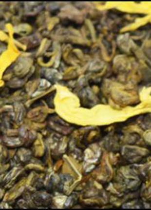 Чай зеленый Хамийская дыня