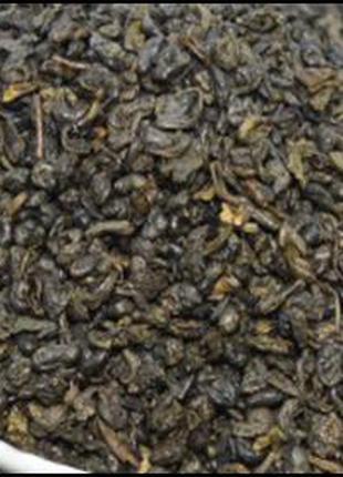 Чай зеленый Ганпаудер Экстра