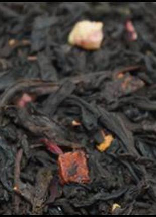 Чай черный Ананас и манго