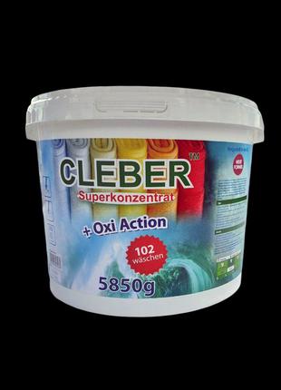 Стиральный порошок Cleber 5,85 кг (сухой)