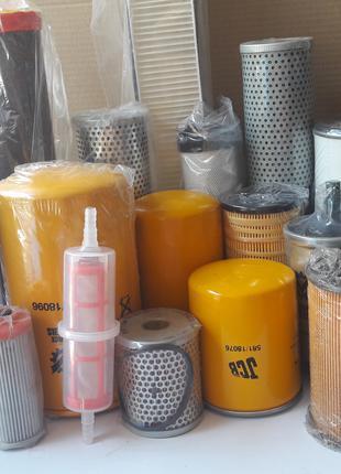 JCB Фильтра Фильтр на JCB масляный, воздушный,  Фильтр топливный