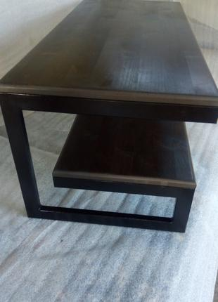 Журнальний столик в стилі Лофт