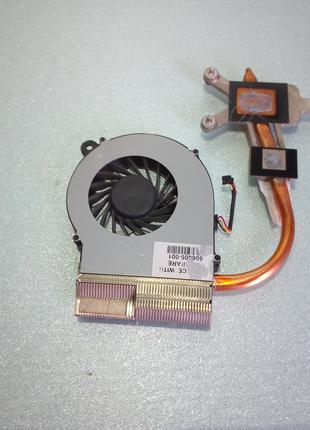 Система охолодження HP Compaq Presario CQ56