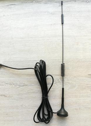 Антенна 4G LTE CRC9 с магнитной присоской
