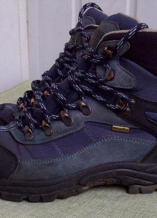 Треккинговые ботинки trevolution hydor tex
