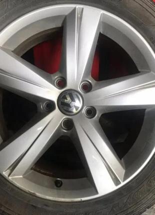 Диск колёсный Volkswagen Passat B7 USA