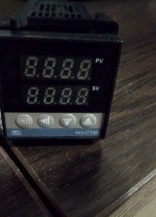 ПИД контроллер Rex С100 на запчасти