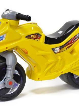 """Мотоцикл каталка для детей 2-х колёсный, детский """"Орион""""."""