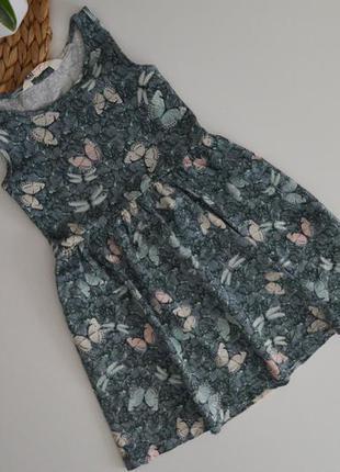 Платье нм на 2-4г.