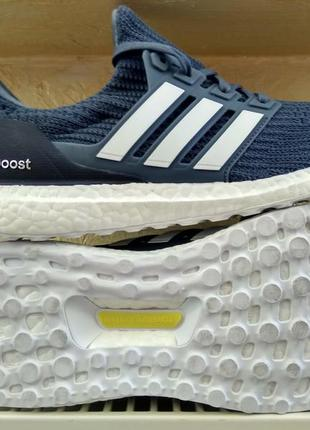 Кроссовки adidas ultra boost 4.0 tech ink (42.5р) оригинал! -40%