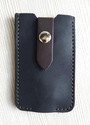 Ключница кожанная ручной работы art.002