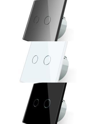 Сенсорный выключатель Livolo VL-C702 Сенсорні виключателі
