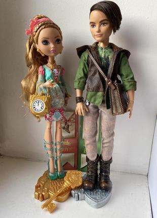 Куклы Ever After High Эшлин Элла и Хантер Хантсмен