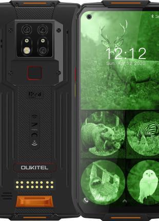 Смартфон Oukitel WP7 8/128Gb Bl-O Инфракрасная камера ночного вид