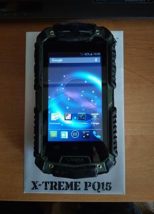 Sigma mobile X treme PQ15