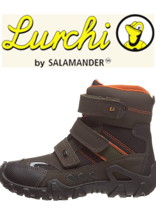Lurchi ботинки сапоги оригинал германия