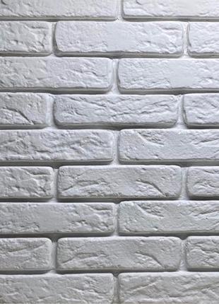 Гіпсова плитка декоративна камінь цегла клінкер кирпич гипсовый