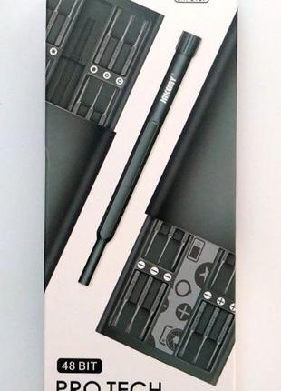 Инструменты Jakemy 49 в 1 Pro Tech набор отверток JM-8169
