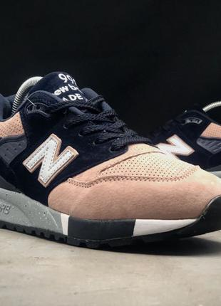 New Balance 998 Salomon Toe