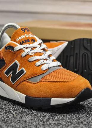 New Balance 998 CTL Orange