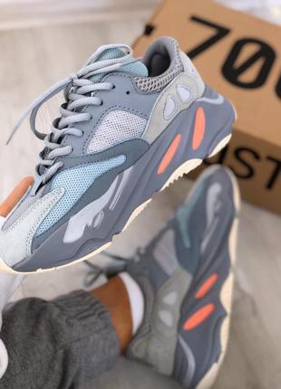 Распродажа! кроссовки adidas yeezy boost 700 inertia