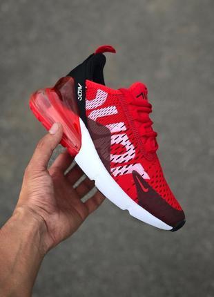 Распродажа! кроссовки nike air max 270 supreme red