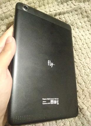 Планшет Fly Flylife Connect 7.85 3G 2 Black